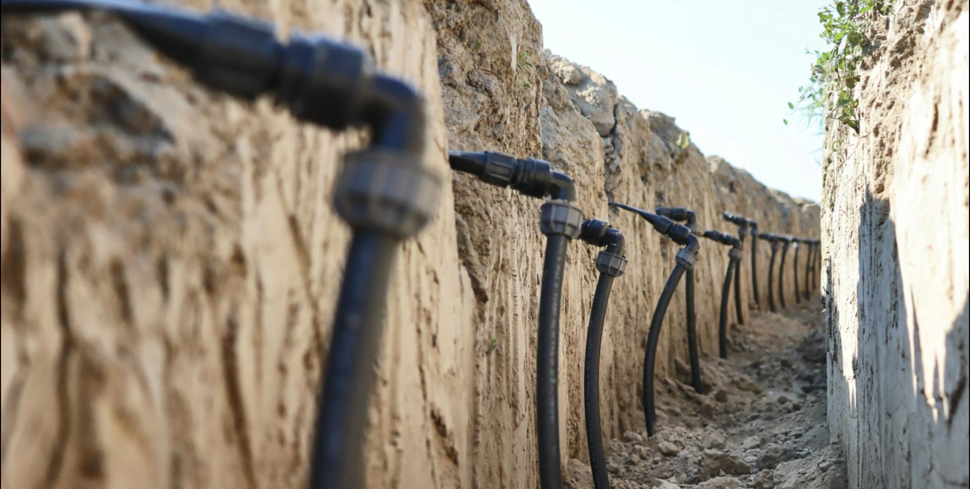 Sub-Irrigazione