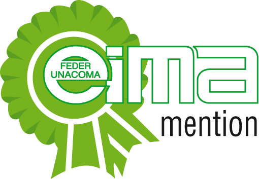 "BlueLine PC awarded with the ""mention"" during the ""EIMA 2012 Technical Innovation Contest"""