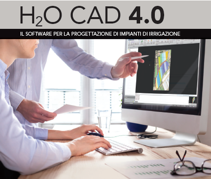 Foto Nuovo Software H2O CAD 4.0